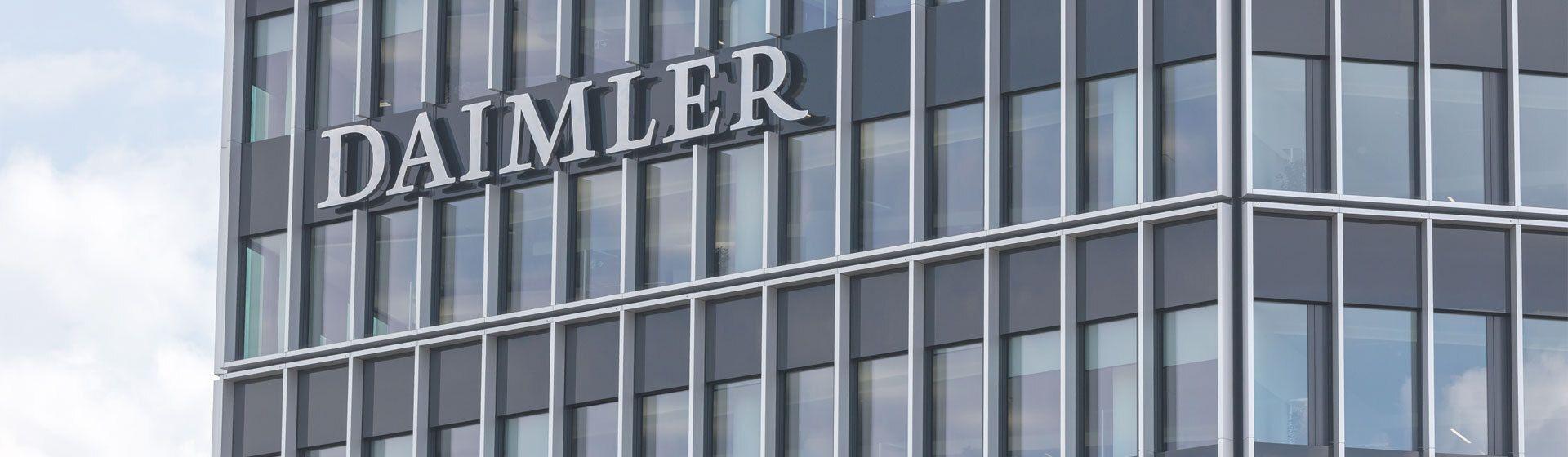 Abgasskandal bei Daimler