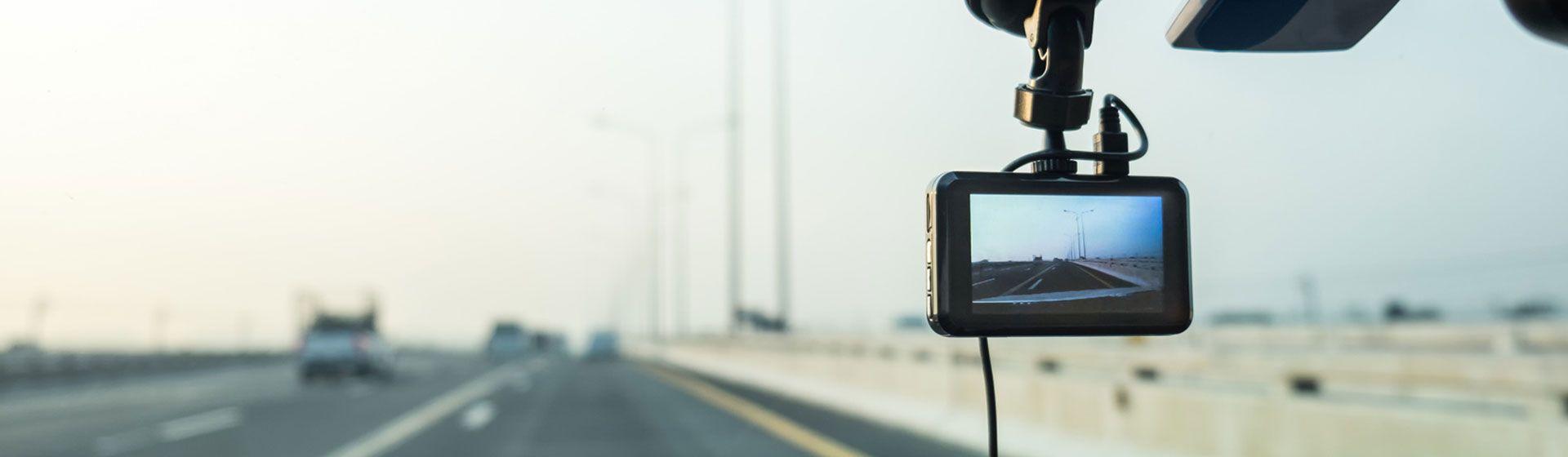 Kamera als Beweismittel bei Unfällen erlaubt
