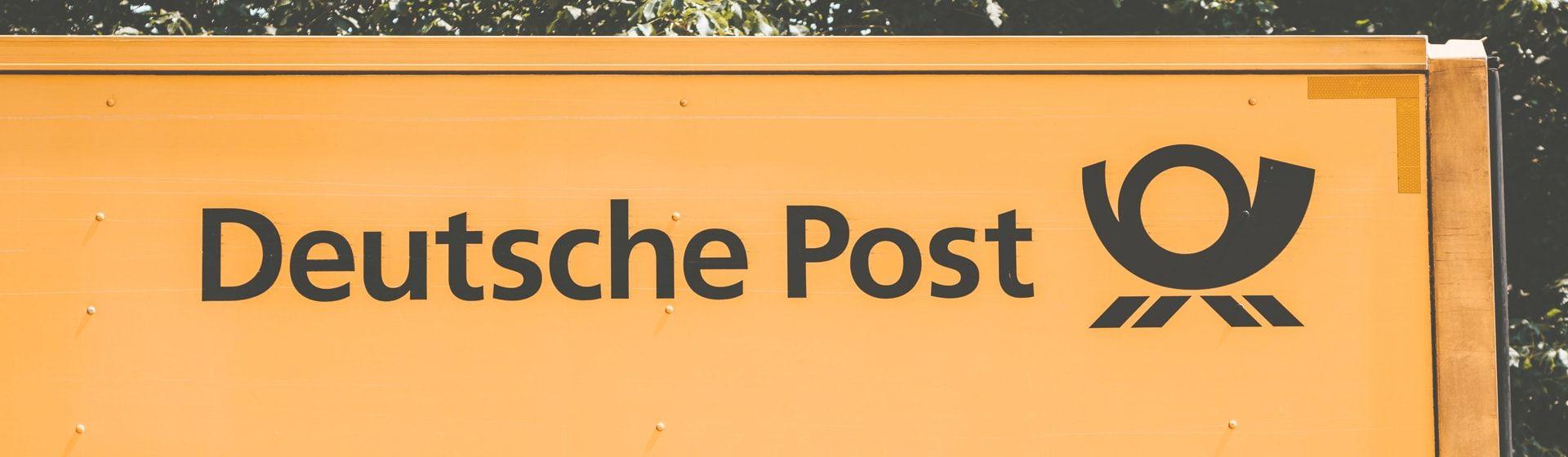 Unterlassungsklage gegen die Deutsche Post