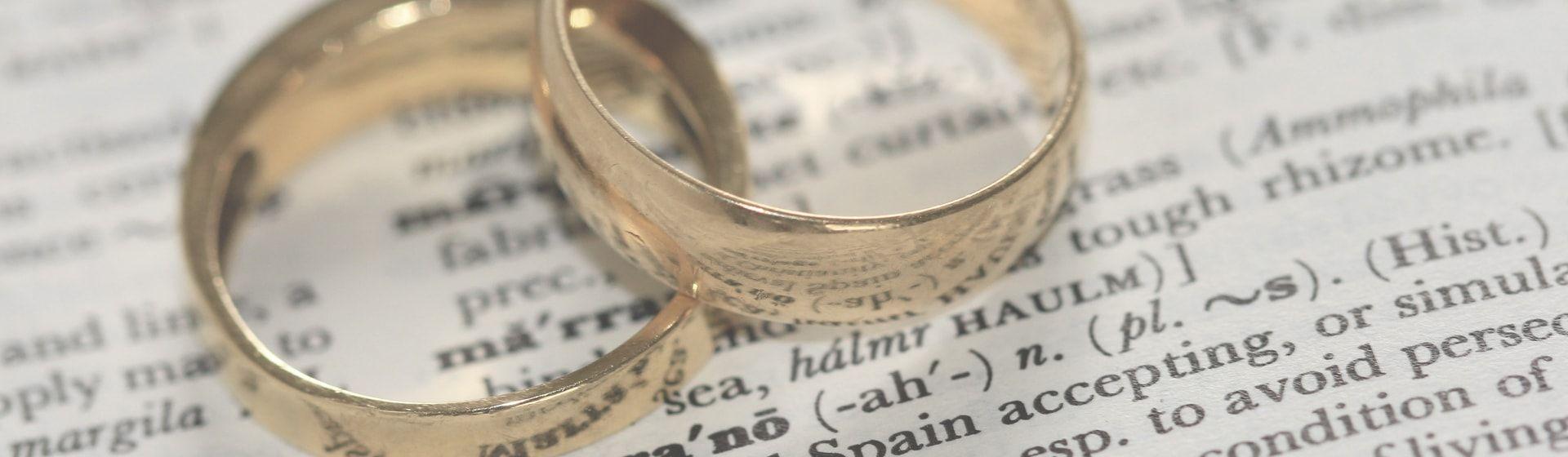 Wer darf laut dem Kirchenrecht wen heiraten?