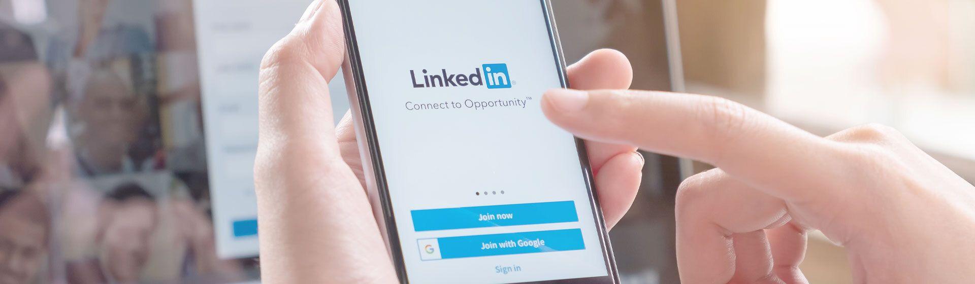 Datenleck bei LinkedIn