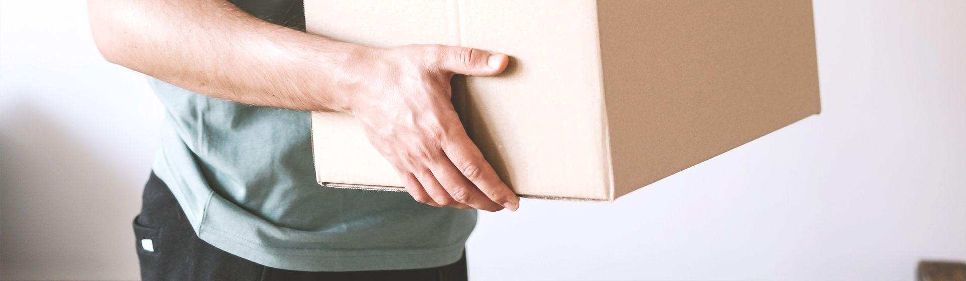 Abstellgenehmigung für Pakete