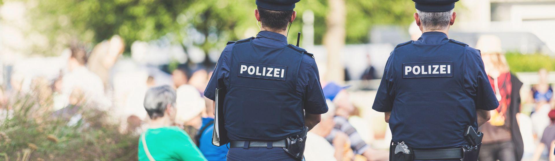Polizei Corona
