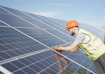 Bundesweite Solardachpflicht