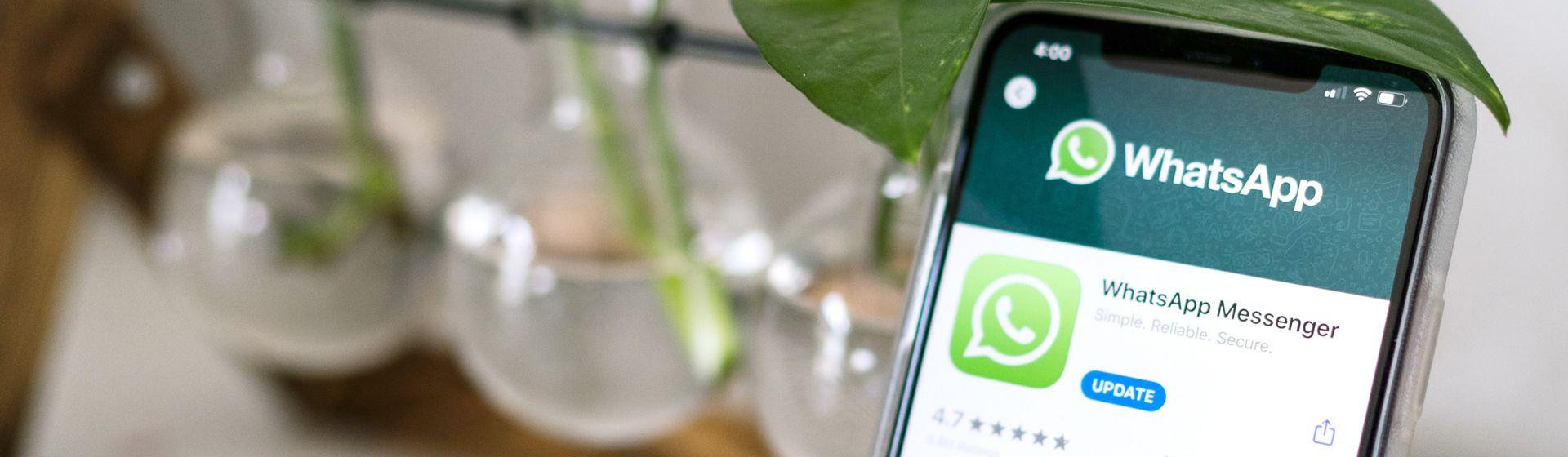 Strafbare Inhalte bei WhatsApp