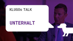 Unterhalt | KLUGOs Talk