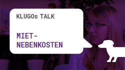 Mietnebenkosten | KLUGOs Talk