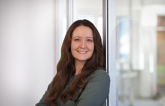 Marina Hofstadt Projektleiterin KLUGO