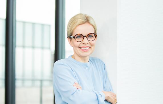 Tarja Radler Geschäftsführung KLUGO